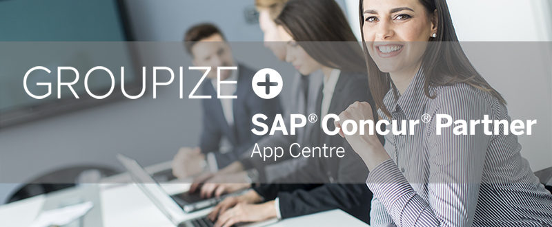 Groupize simplifies corporate guest travel within SAP CONCUR to
